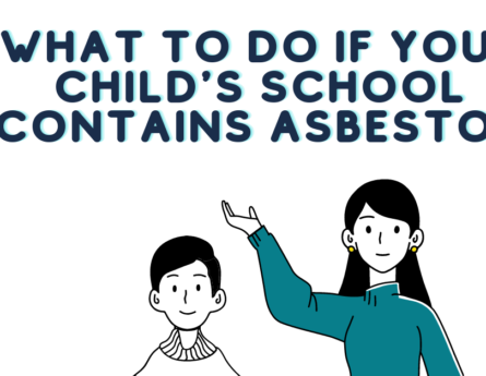 What to do if your child's school contains asbestos